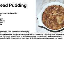 Delicious Bread Pudding by MaeBelle