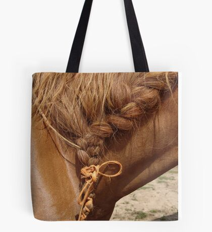 Braid Tote Bag