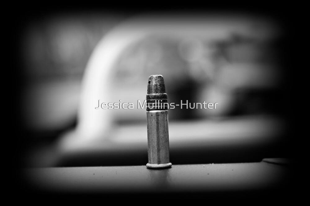 grande bullet ball by Jessica Mullins-Hunter