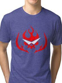 Gurren Lagann Logo Anime Japan Otaku Cosplay T Shirt  Tri-blend T-Shirt