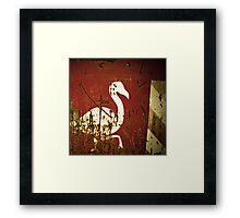flamingo Framed Print