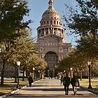A Monday Morning at the State Capitol by Susan Russell