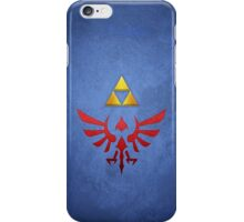 A Link Between Worlds Hylian Shield iPhone Case/Skin