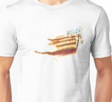 rusted and decayed Unisex T-Shirt