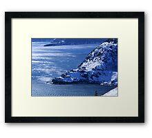Cape Spear Lighthouse Framed Print