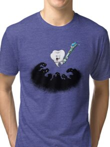 The Cavity Fighters Tri-blend T-Shirt