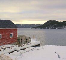 Hickman's Harbor by Annlynn Ward