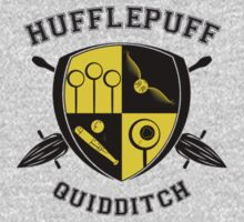 Hufflepuff  - Quidditch by quidditchleague