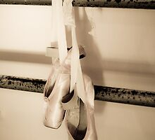 Beloved Pointe Shoes by Denice Breaux