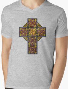 Celtic Cross 2 Mens V-Neck T-Shirt