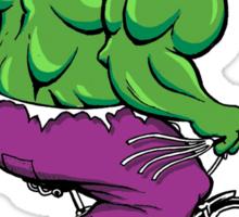Going Green Sticker