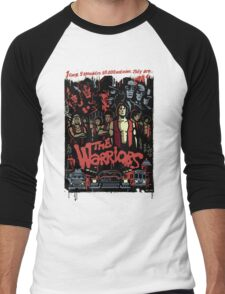 The Warriors Poster Men's Baseball ¾ T-Shirt