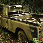 Left to rust- Land Rover by sarnia2