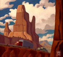 Red Rock Country by Rob Colvin