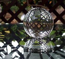 crystal ball by Jimmy Joe