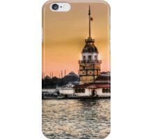 Maiden's Tower - HDR iPhone Case/Skin
