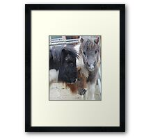 'Choose me' Framed Print