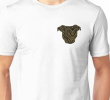 Pittie Head Brindle Unisex T-Shirt