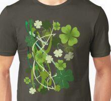 Designer Shamrocks Unisex T-Shirt
