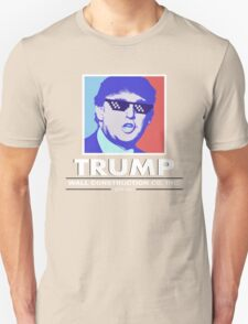 Trump Wall Construction Company T-Shirt
