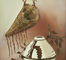 The Burden Basket by Alanna Hug-McAnnally