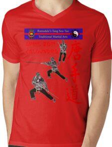 April 2011 Mens V-Neck T-Shirt