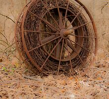 Wheel Revisited by Scott  Hafer