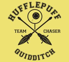 Hufflepuff - Team Chaser Kids Clothes