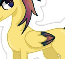 GoldenGlory Sticker