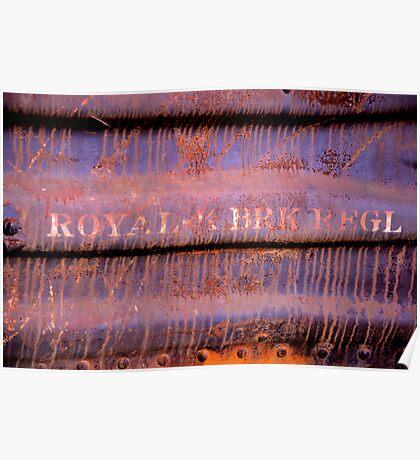 ROYAL-K BRK REGL Poster