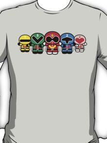 Chibi-Fi Super Sentai Goranger T-Shirt
