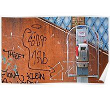 Venice Telephone Poster