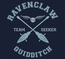 Ravenclaw - Team Seeker by quidditchleague