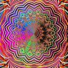 Mesmerizing Lines by Charldia