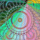 Mirrors, Patterns, and Kaleidoscopes by Charldia