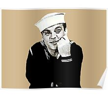 Sailor James Cagney Poster
