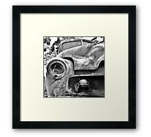 Once upon a time! Framed Print