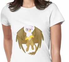 Gilda the Griffon  Womens Fitted T-Shirt