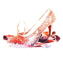 Fav shoes  Photographic Print
