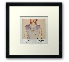 1989-Album cover Framed Print