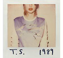 1989-Album cover Photographic Print