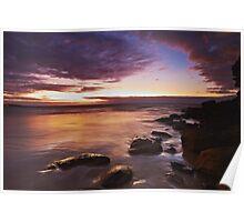 Freshwater Sunrise Poster