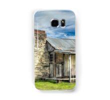 Historic hut Samsung Galaxy Case/Skin