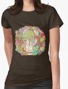 Velocimaidtor Womens Fitted T-Shirt