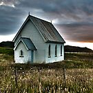 NZ church  by Michelle  Morris