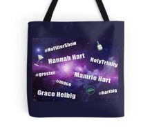 Holy Trinity collage Tote Bag