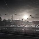 Sunset by pixel-cafe .de