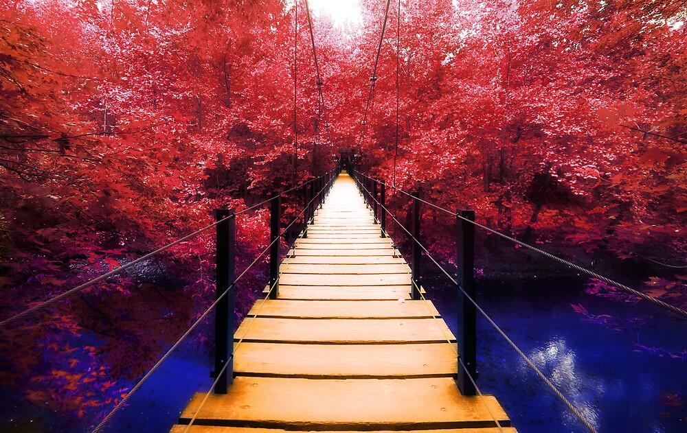 Patapsco Bridge, part 4 by Matthew Kocin