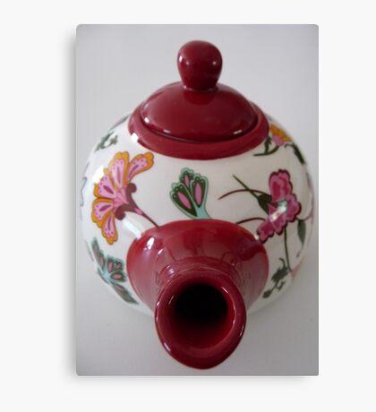 Anyone for Tea Canvas Print