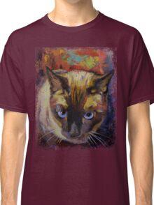 Seal Point Siamese Classic T-Shirt